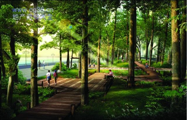 园林规划设计欣赏 2