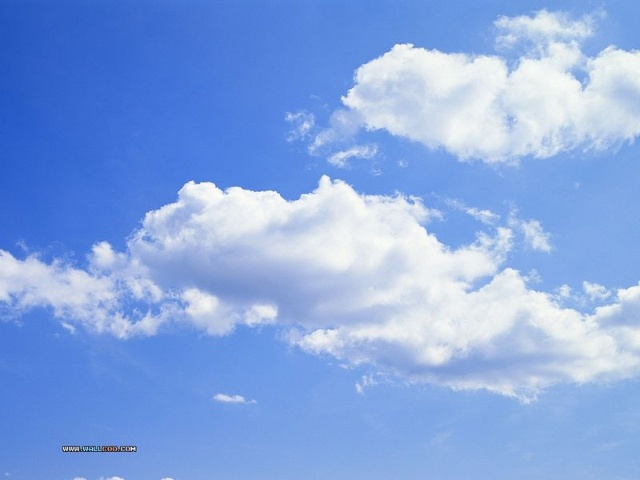 做云的日子 去流浪吧 到哪里都只是梦图片