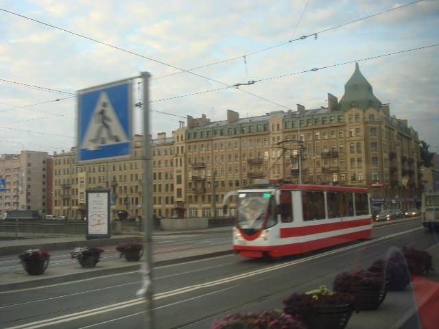 圣彼得堡市区