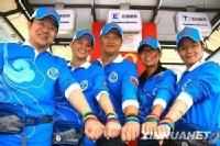 北京国庆志愿者新装上岗