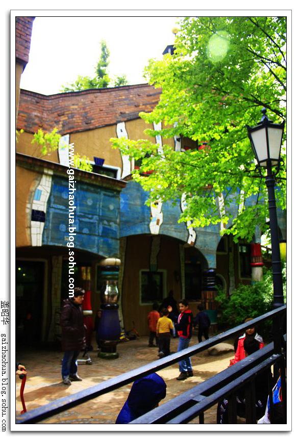 幼儿园操场地面迷宫设计