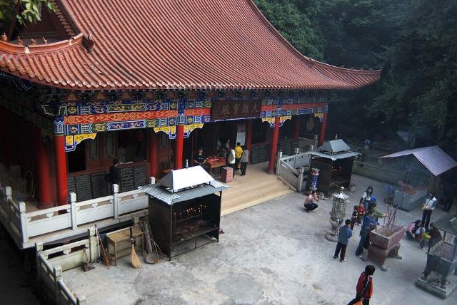 """六峰山风景区是灵山的品牌景点,素有""""人寰胜地"""",""""半巫山"""",""""古岱宗""""之"""