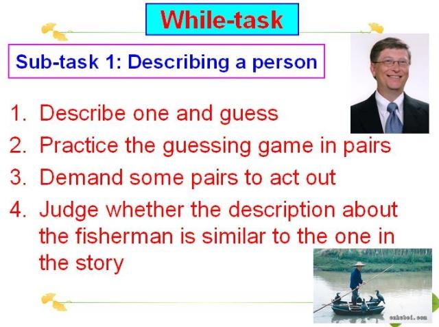 [转载]英语任务型教学设计案例:fishing