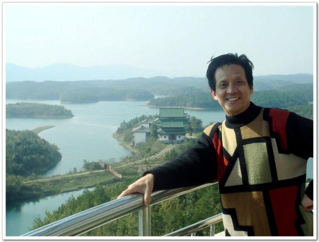 2008年仲秋游松滋洈水风景区随拍