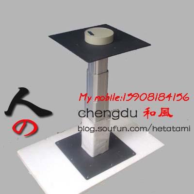 电动升降桌的安装 二,电动遥控型榻榻米升降台安装步骤(安装由木工