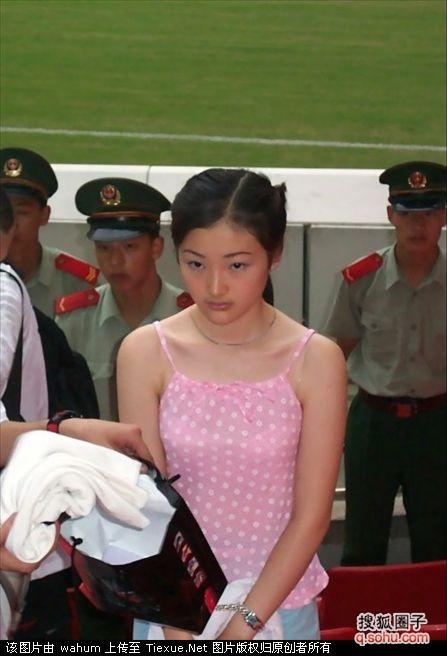 史上最漂亮的20岁女死刑犯陶静 竖