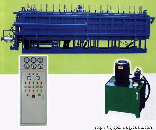 eps泡塑机械|全自动泡沫板材成型机