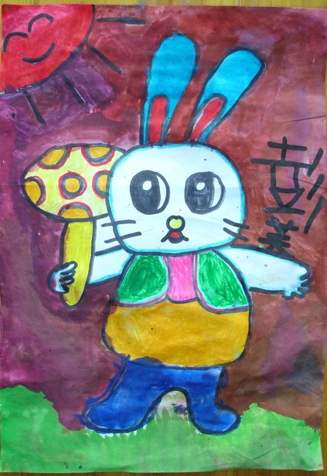 儿童画 640_932 竖版 竖屏