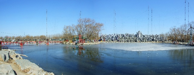 北京蟹岛度假村(二接片)
