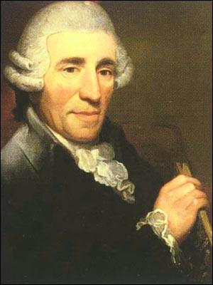 交响乐一个基本格式.海顿的《惊愕交响曲》作于1791年,传说