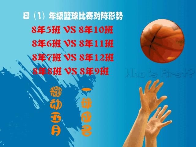 耀动五月 一球成名 8 1 年级篮 排球比赛海报 高歌踏浪 春高清图片