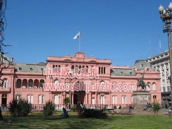 阿根廷--独立大厅-欧式建筑-搜狐博客