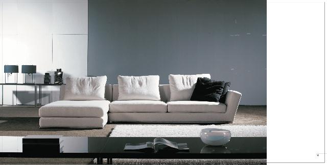 沙发在客厅中的三种摆放技巧 组图高清图片